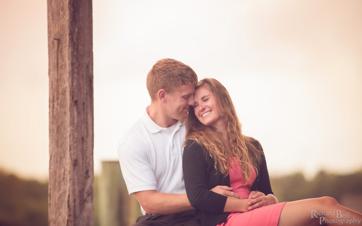 Boone Hall Engagement