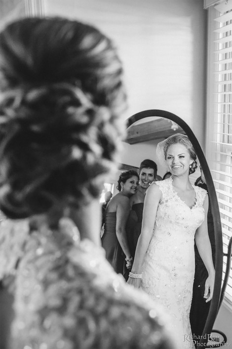 Whitney and John's Carriage House Wedding