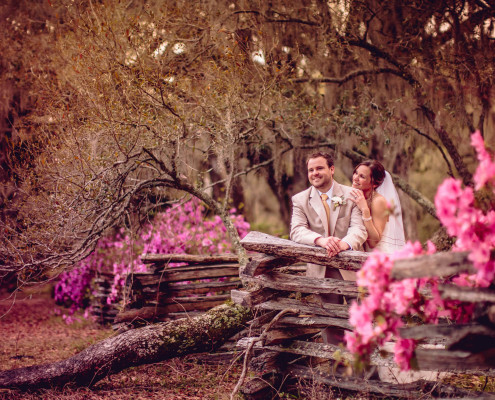 Weddings at Magnolia Plantation