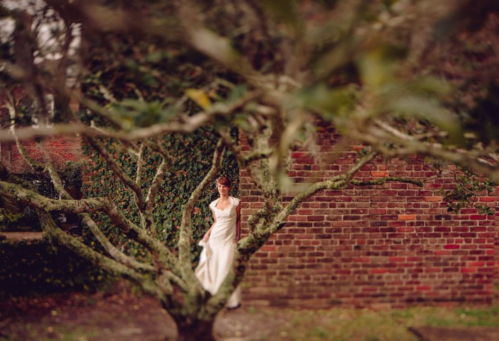 Boone Hall Plantation House Bridal