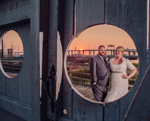 Charleston Yacht Club Wedding Reception