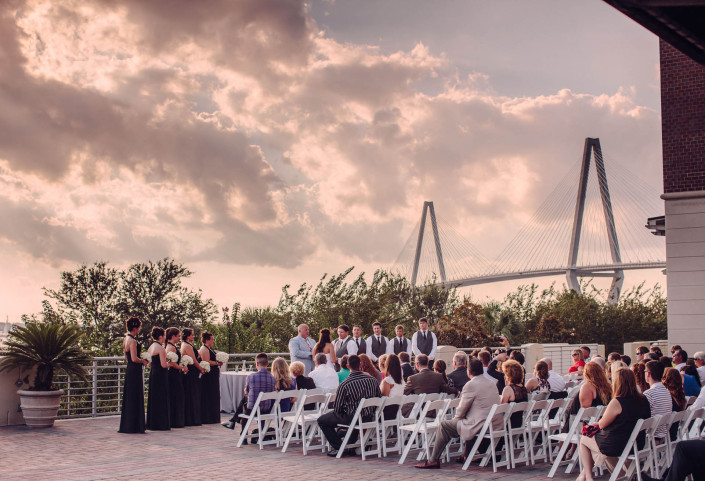 Venues charleston wedding photography harborside east junglespirit