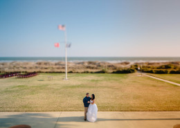 Wedding at Citadel Beach House