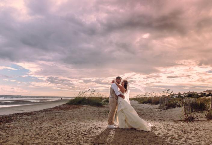 Wild Dunes Wedding