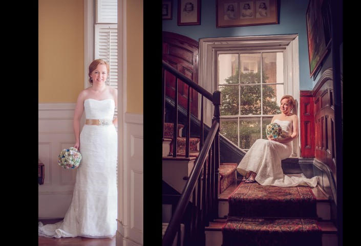 Palmer House Bridal Portraits