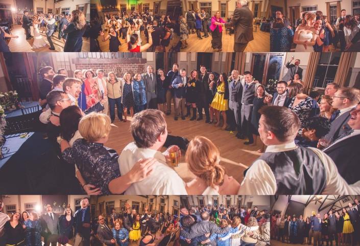 More Reception Dancing