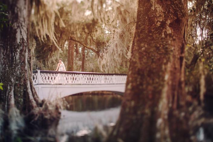 Bride on the Long White Bridge