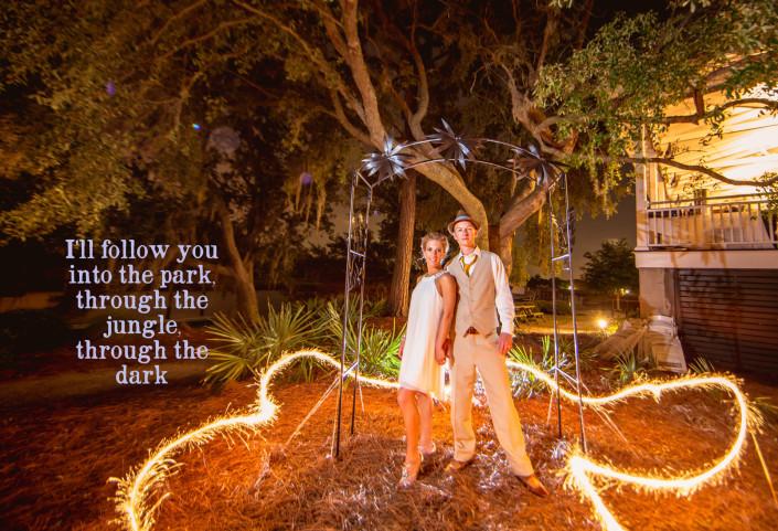 weddings at Creek Club at I'on
