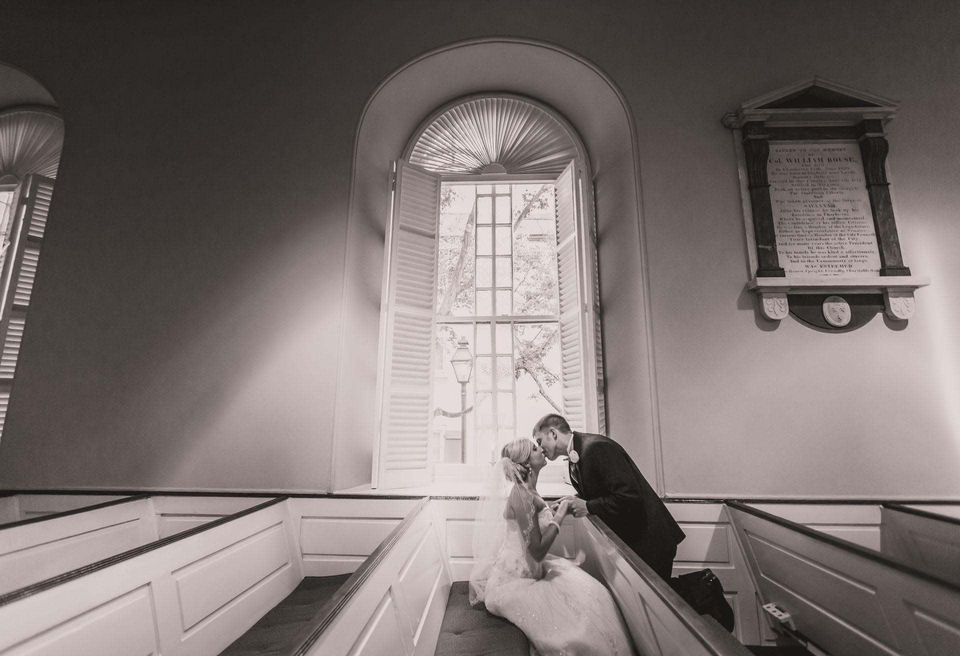weddings at First Baptist Church Charleston