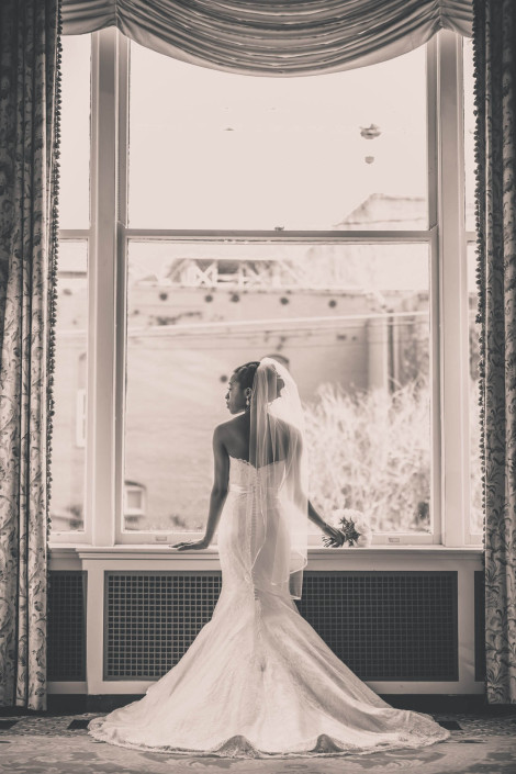 Bridal in Francis Marion Hotel