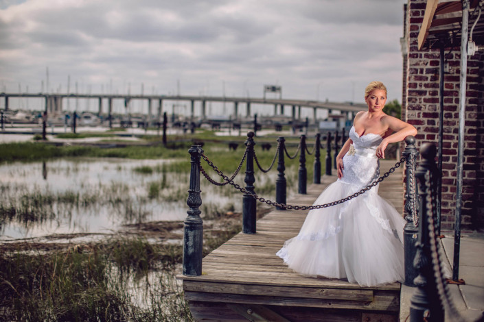 Bridal at the Old Rice Mill