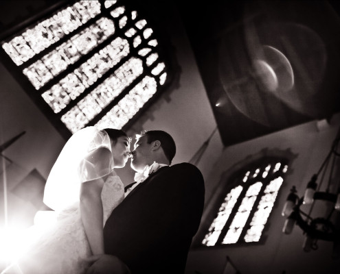 weddings at Summerall Chapel