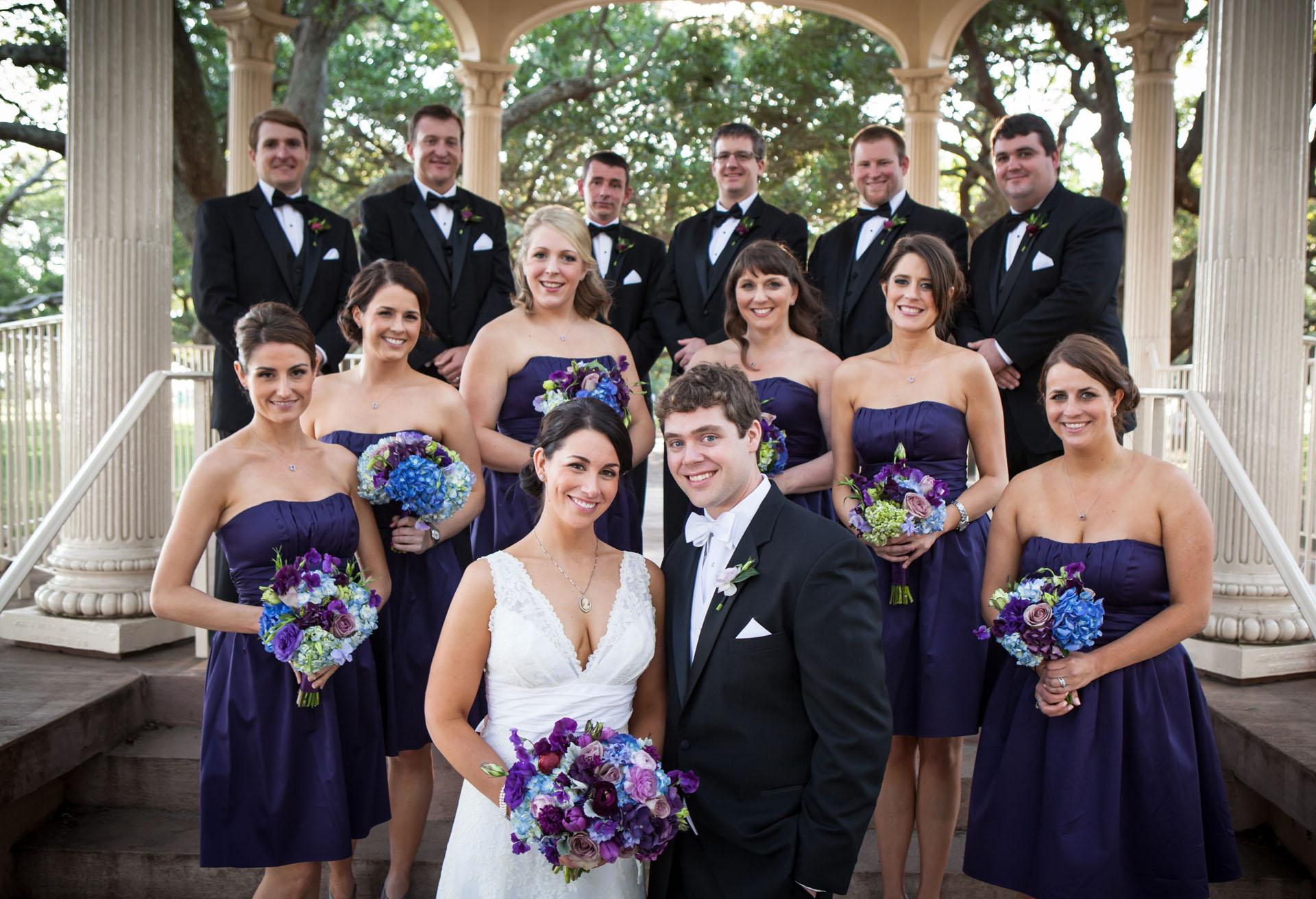 weddings at Francis Marion Hotel