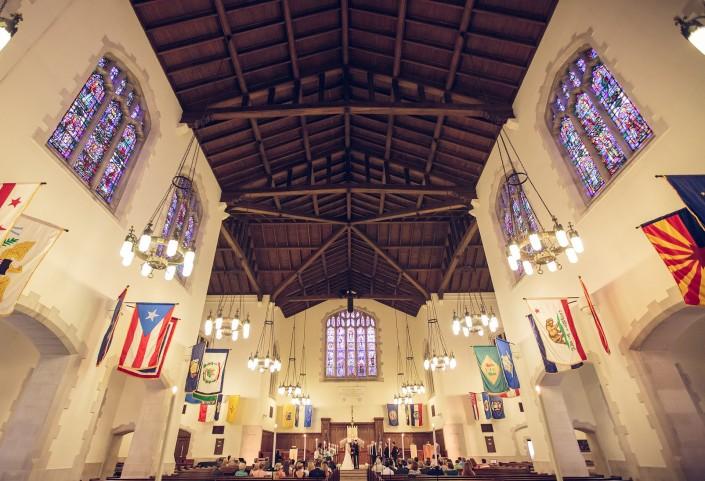 Summerall Chapel Grand Shot