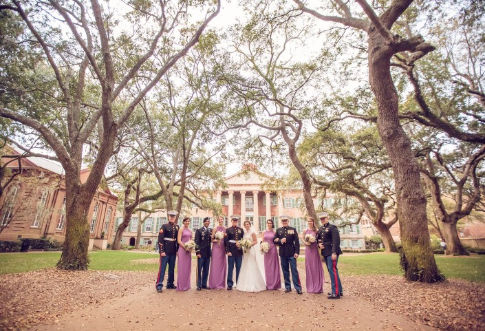 Wedding Party at the Cistern