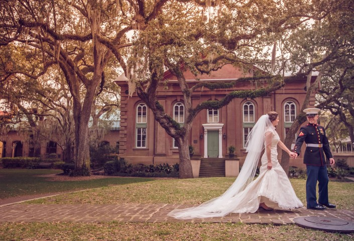 Walking at the Cistern Lawn