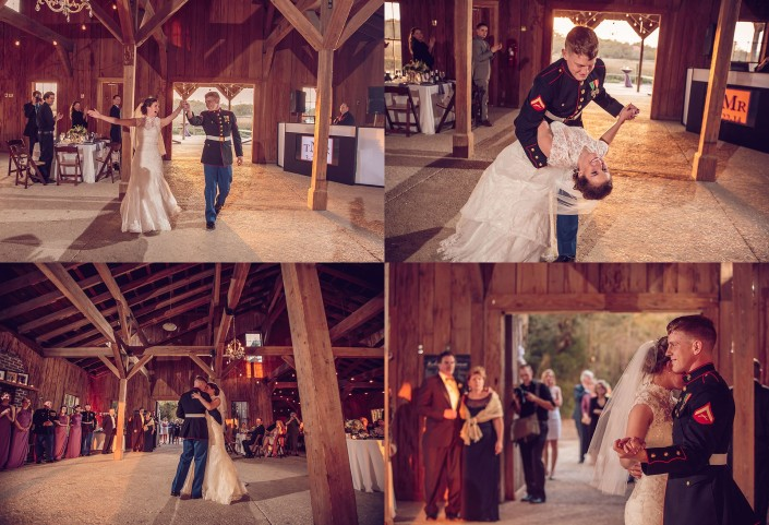 First Dance in the Cotton Dock