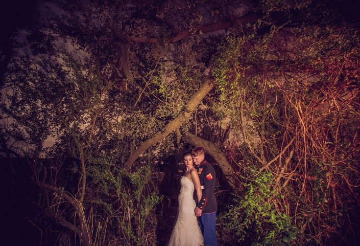 Bride and Groom Closing Image
