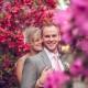 Magnolia Gardens Azaleas Wedding