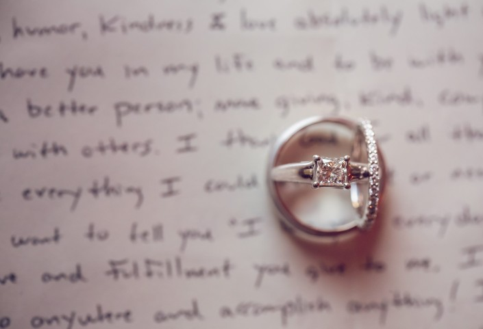 Rings and Love Letter