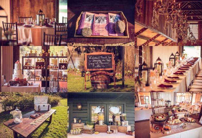 Magnolia Gardens Carriage House Reception Details
