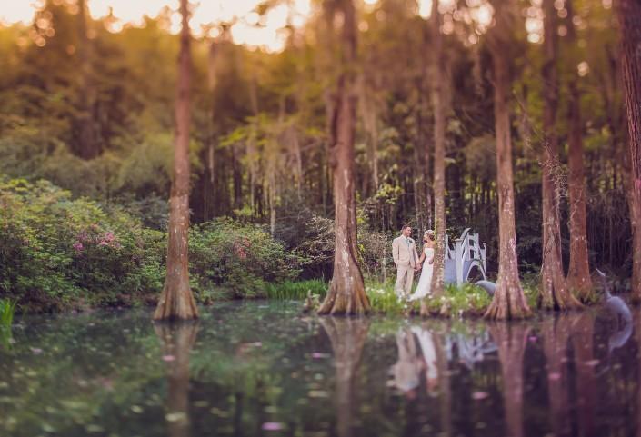 Forbidden Island at Magnolia Plantation