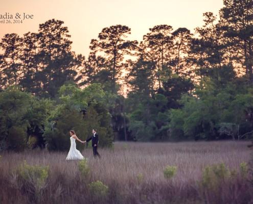 Wedding at the Daniel Island Club