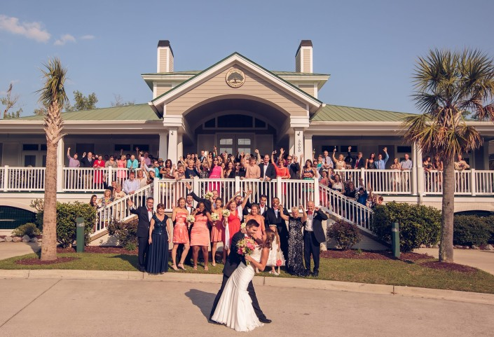 Reception at Wescott Plantation