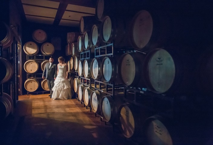 The Barrel Room at Wolf Mountain