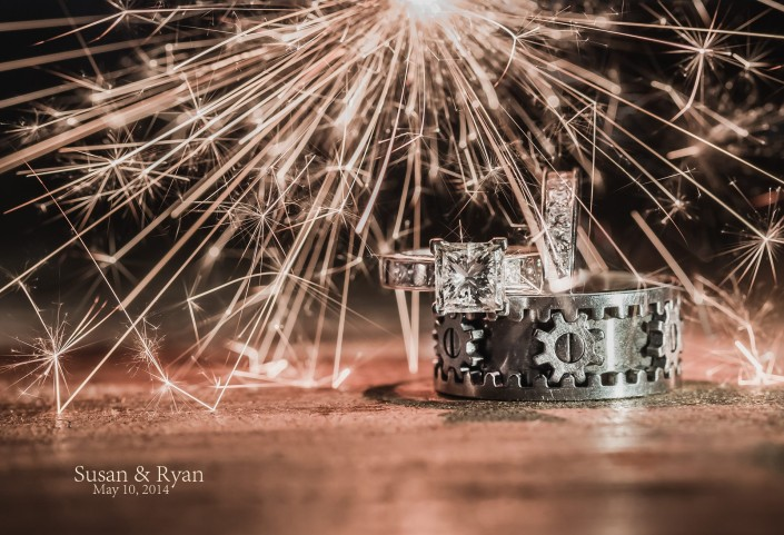 Gear Ring Sparkler