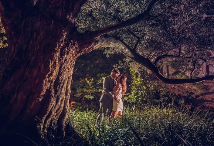 William Aiken House Wedding Oak