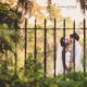 Romance at Magnolia Plantation Wedding
