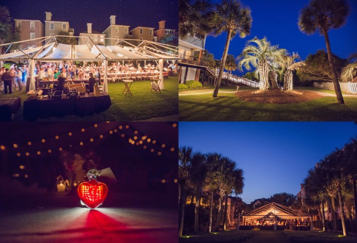 Wild Dunes Croquet Lawn Reception