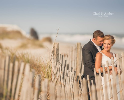 Wild Dunes Beach Wedding