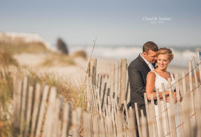 Wild Dunes Beach Wedding