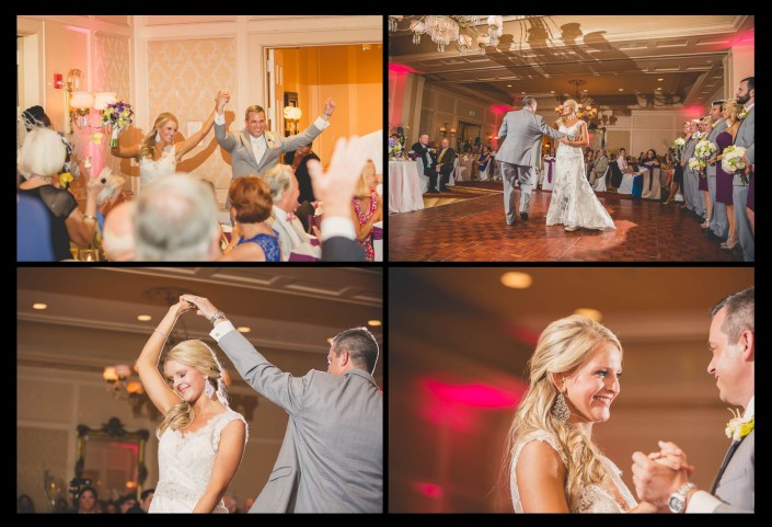 First Dance at the Mills House