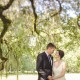 Magnolia Plantation Wedding under the oaks
