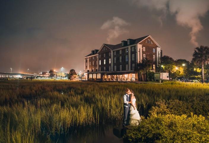 Historic Rice Mill in Charleston, SC