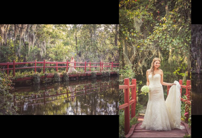 Red Bridge Bride