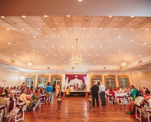 Indian Hindu Wedding Ceremony