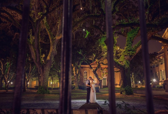 Bride and Groom Cistern