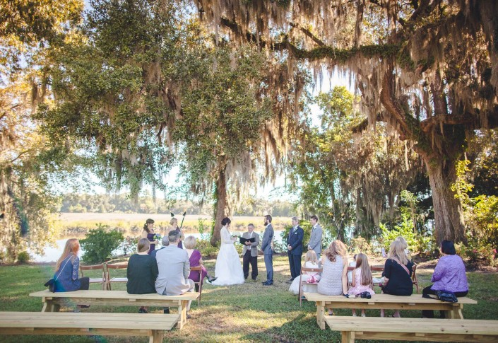 Magnolia Carriage House, Wedding, Charleston