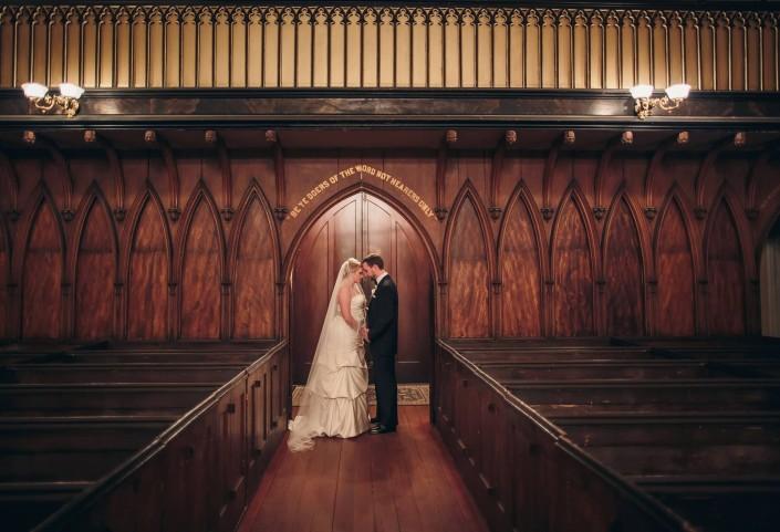 French Huguenot Church Wedding Photography
