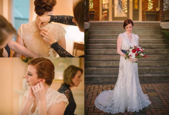 Charleston Battery Bride