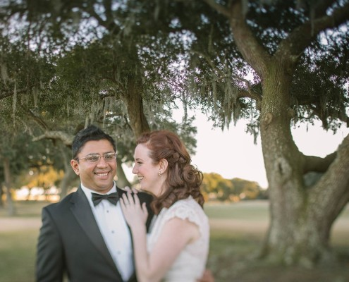 Oaks at Charleston Country Club Wedding Photography Richard Bell