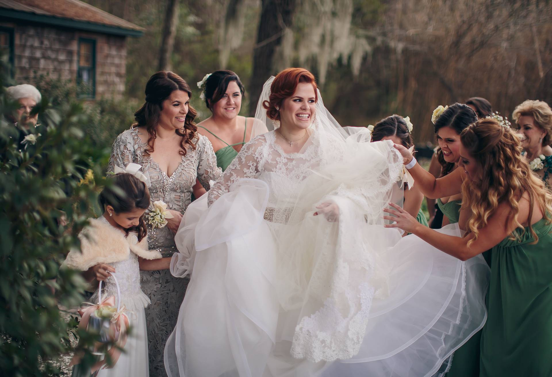 Kasey and aaron wedding