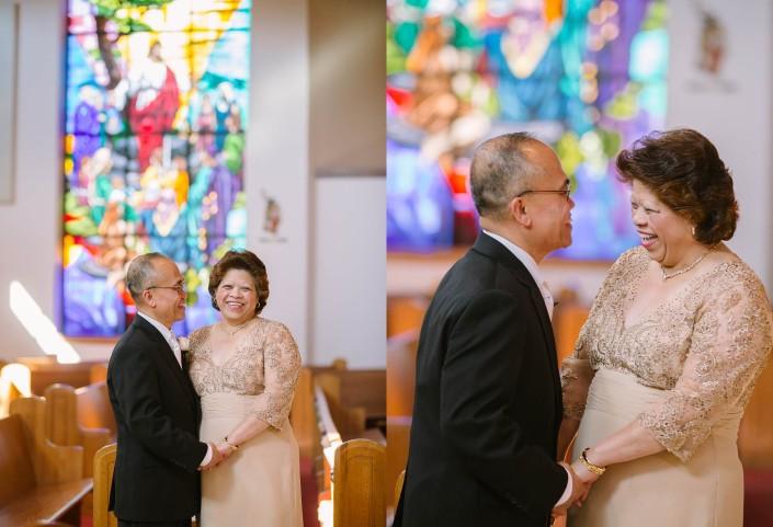 Charleston Wedding Catholic Church