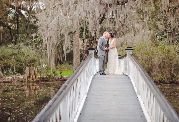 Magnolia White Bridge