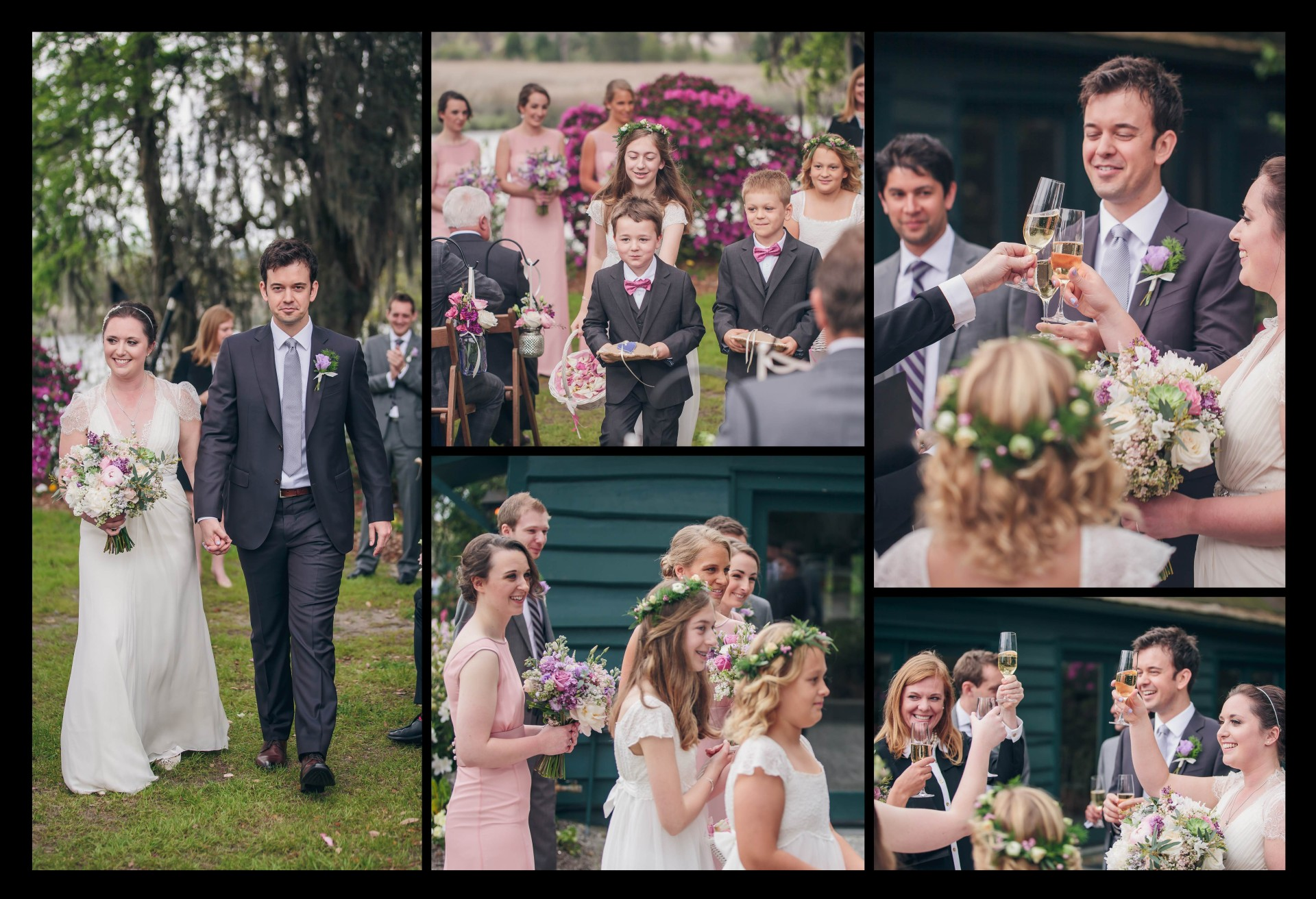Rev ron wedding