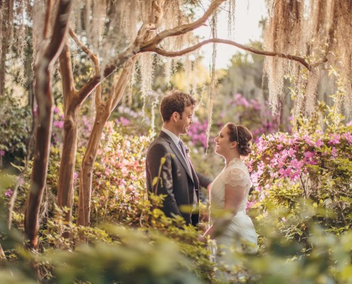 Wedding Photographer in Charleston, SC